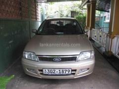 Ford car for rent