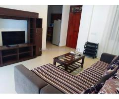 2 Bedroom Apartment Fully Furnished in Dehiwala (marine drive)