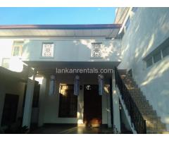Upstair for Rent in Maharagama