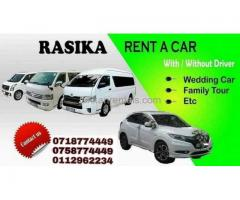 car rent for your travelling