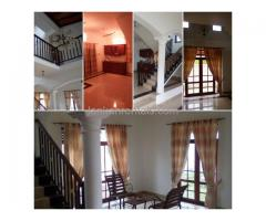 Valuable Fully Tiled 3 Bedrooms 2 Storied new Separate House in  Kotte good area