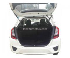 RENT A HONDA FIT GP5 CAR