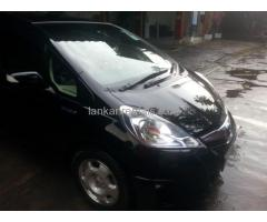 Rent a Car Honda Fit