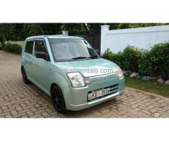 Rent a Suzuki alto Japanese automatic