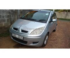 Mitsubishi Colt Automatic for rent