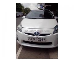 Rent a car - Toyota Prius