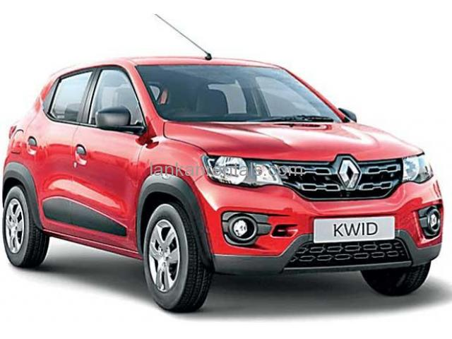 Renault kwid car for rent