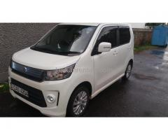Wagon R Stingray for Rent