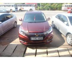 RENT A CAR- HONDA  vezel for rent