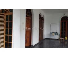 Kirulapone house for rent