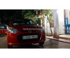 Alto Car for daily rent