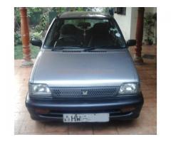 Maruti Car for Rent in Seeduwa
