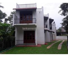 House for rent in Kahathuduwa town
