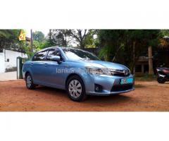 Rent  a car | Toyota Axio Hybrid