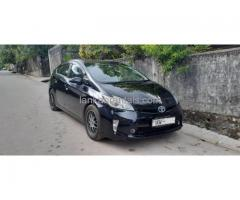 Rent a car-Toyota Prius 3rd generation car