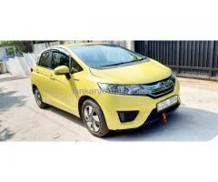 Rent a car | Honda fit GP5