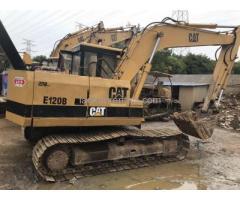 Excavator CAT E120B for rent