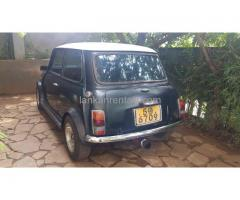Exquisite Mini Cooper for rent