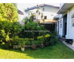 House for Rent in Wattala (3 Bedroom House)