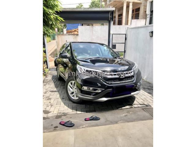 BRAND NEW Honda CRV for rent