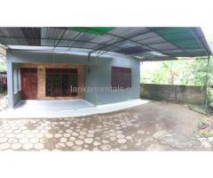 House for rent in Padukka