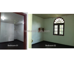 3 Bedroom house for long term rent