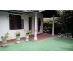 House for Rent in Rawathawatte, Moratuwa