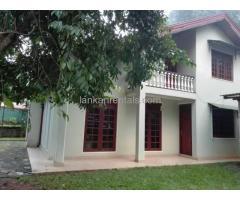 Full house or separated floors for rent- Peradeniya