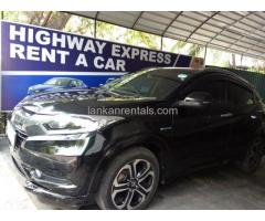 RENT A CAR- HONDA VEZEL