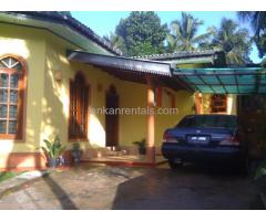 3 bedroom house for rent - Makandana Kesbewa