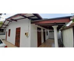 House for rent in Polwatte, Pannipitiya.