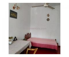 2 rooms for rent in Dematagoda, Colombo 9 (A Respectable place)