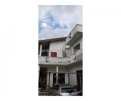 Upper floor of the two story house for rent