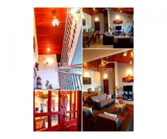 Luxury house top floor for RENT with furnitures !