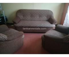 Double Bedroom Room for Rent - Narhenpitiya