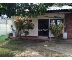 Annexe for rent in Watalla