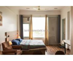 Modern Studio Apartment for rent 8 Kms from Port City (AC)