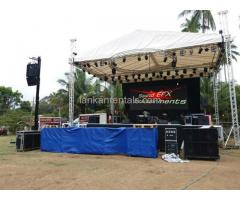 Event Equipment Rental- Sound EFX Entertaintments