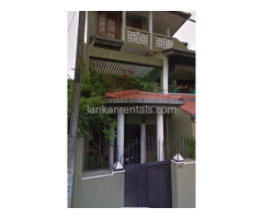 Maharagama rent for house