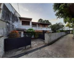 5 Bed Room Two Story House with a Huge Garden for rent - Nugegoda