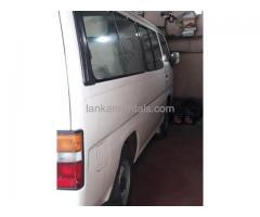 10 seater original passenger full option van